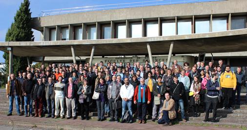 Participants AstroRennes2014